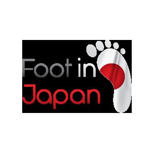 Foot In Japan